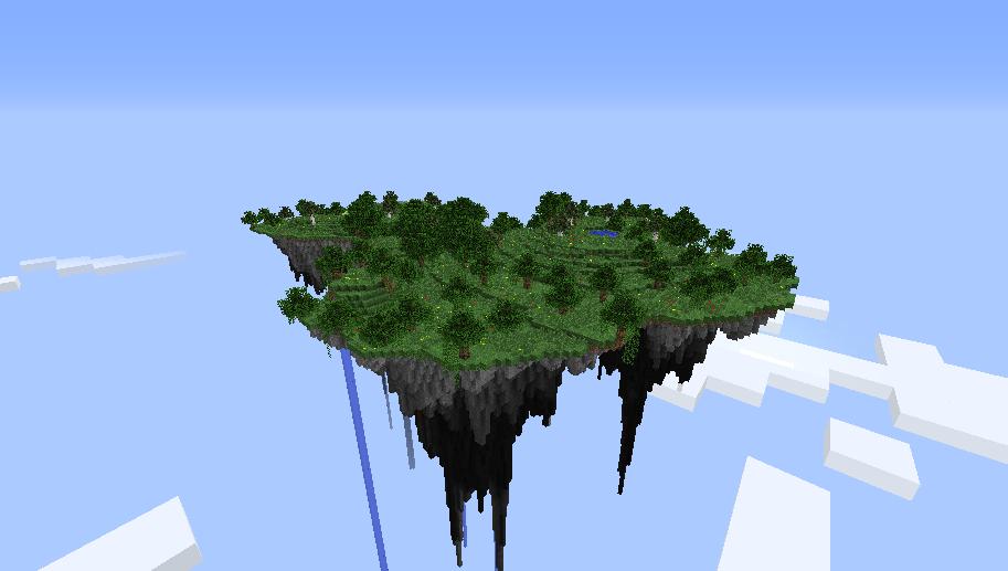 skyworld скриншот 3