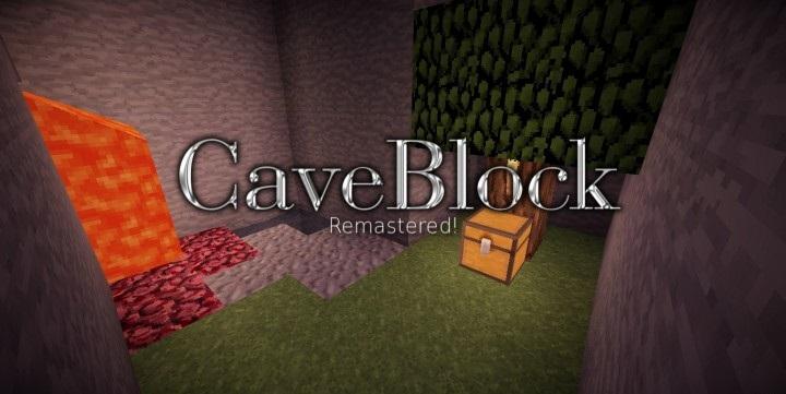 Caveblock скриншот 1