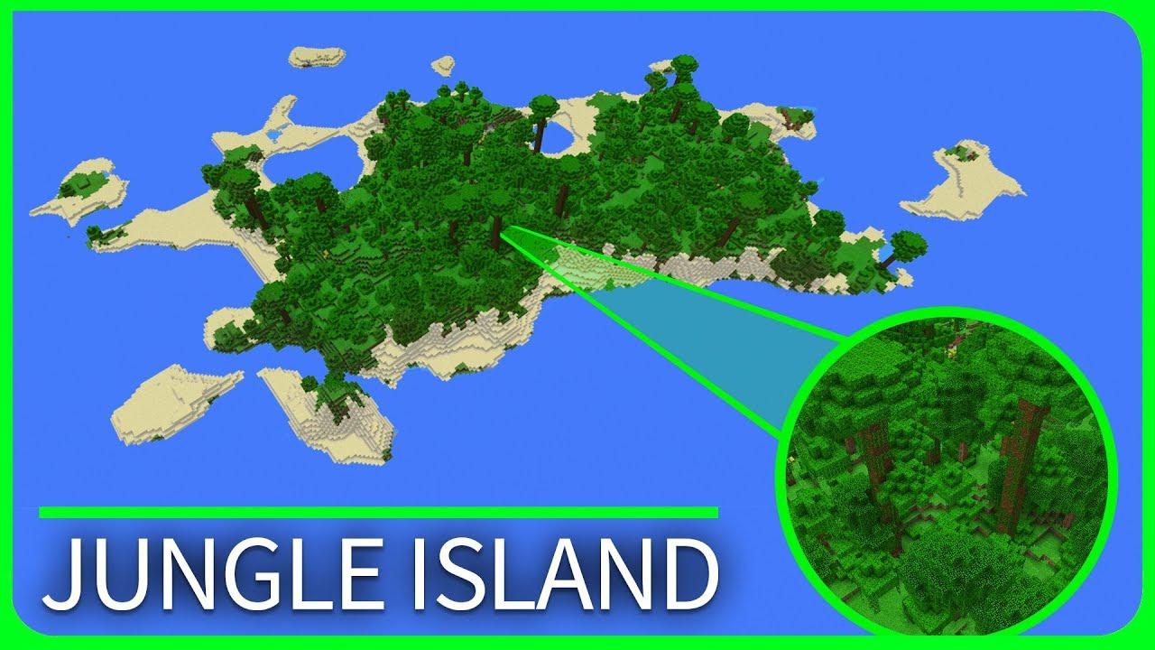jungle island скриншот 1
