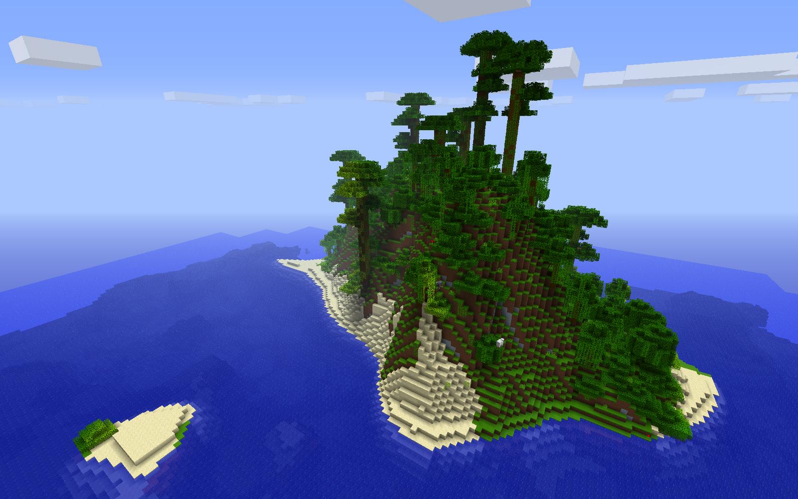 jungle island скриншот 2