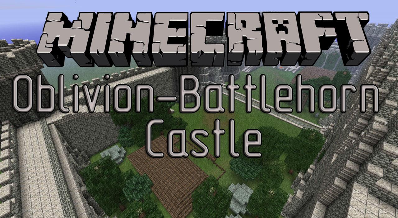 Oblivion-Battlehorn Castle скриншот 1