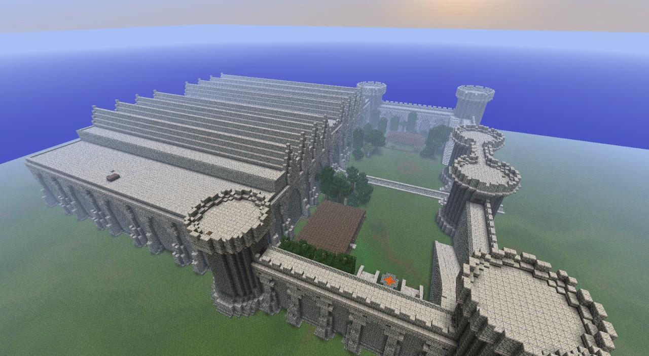 Oblivion-Battlehorn Castle скриншот 3