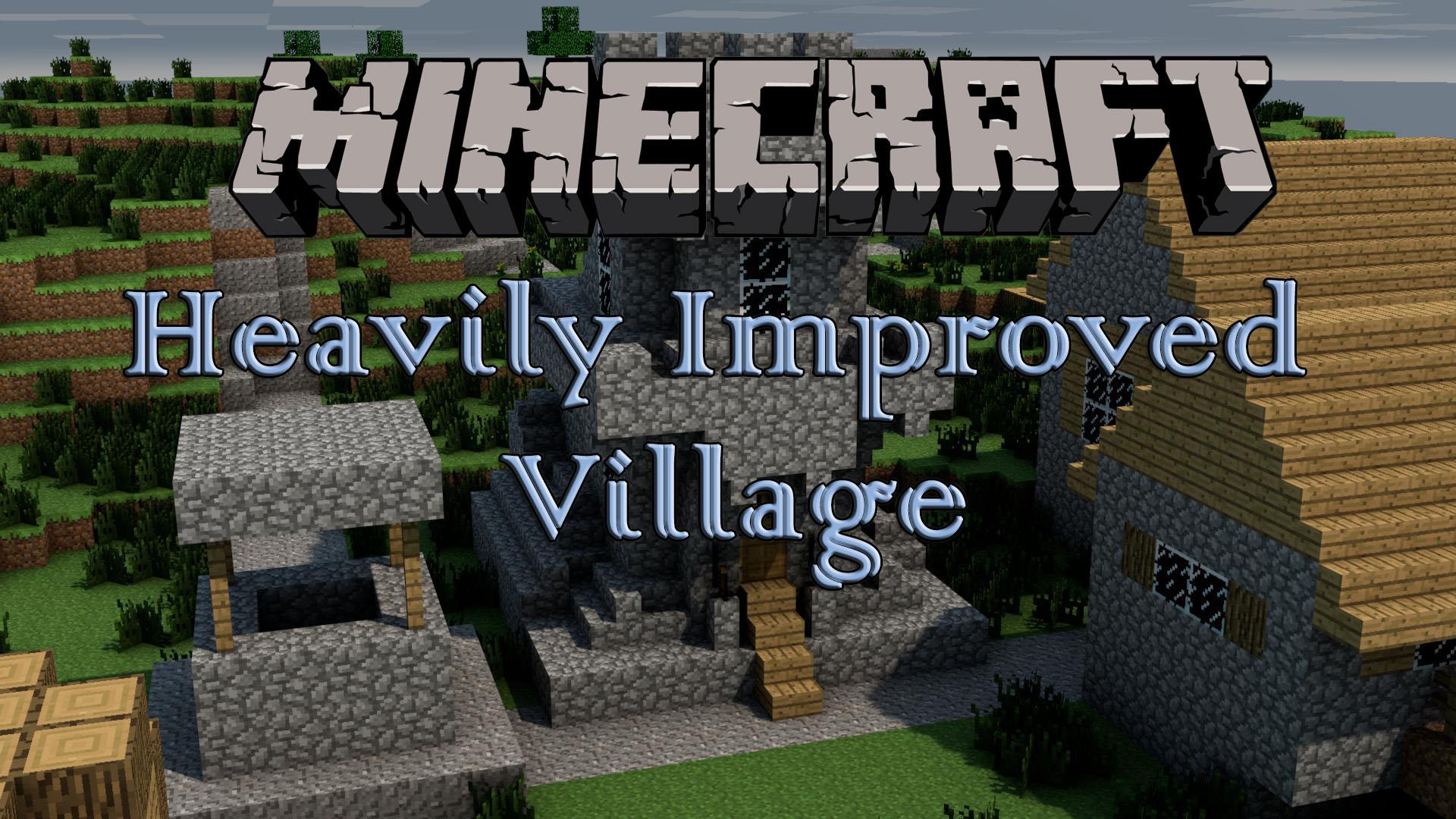Heavily Improved Village скриншот 1