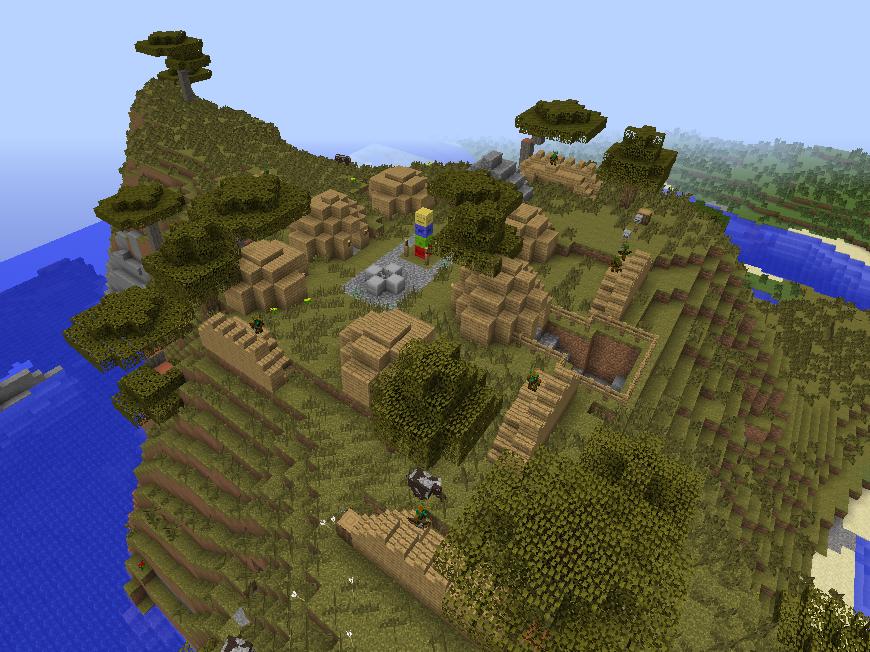 Heavily Improved Village скриншот 2