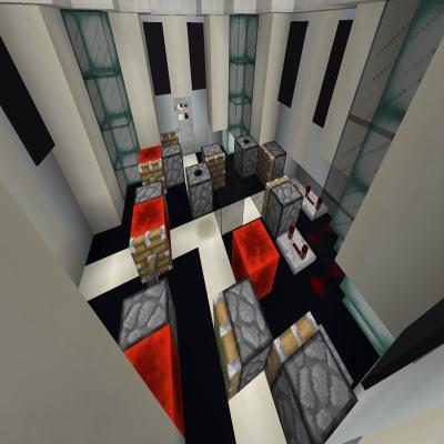 Redstone Rooms скриншот 2