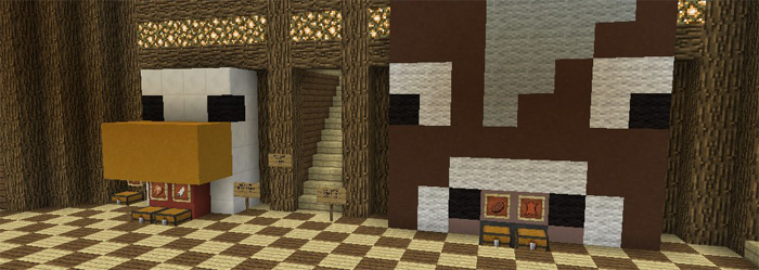 Redstone Rooms скриншот 3