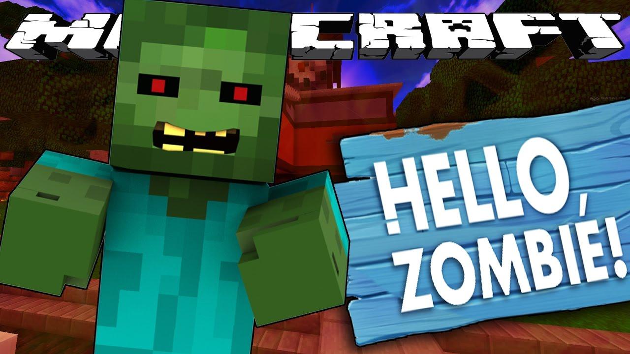 Hello Zombie скриншот 1