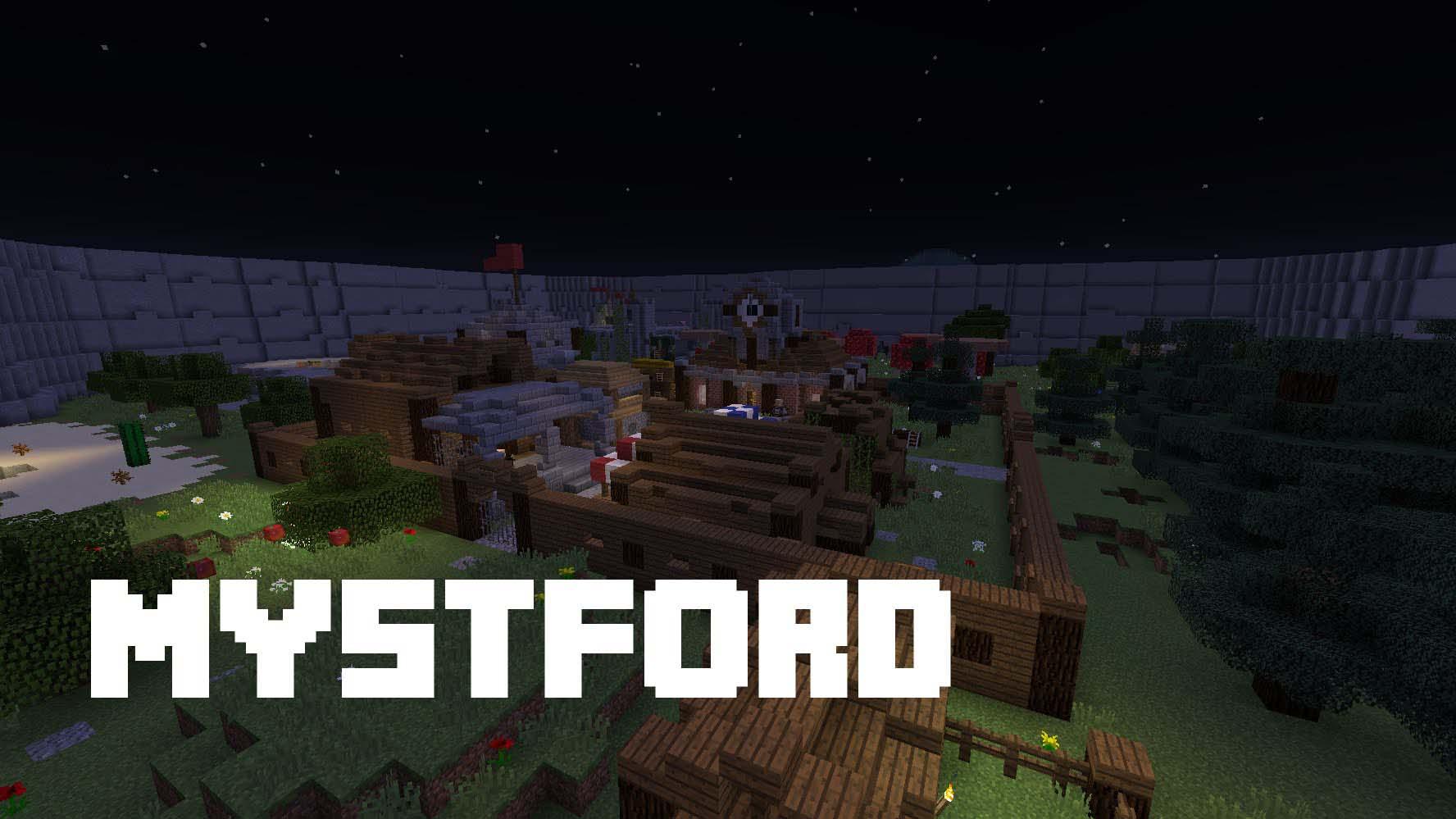 Mystford скриншот 1