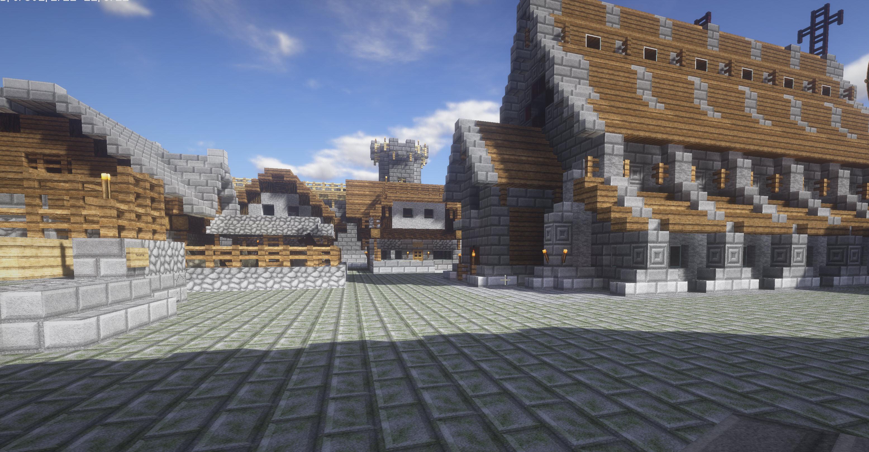 Medieval Fortress Mojang Builds скриншот 3