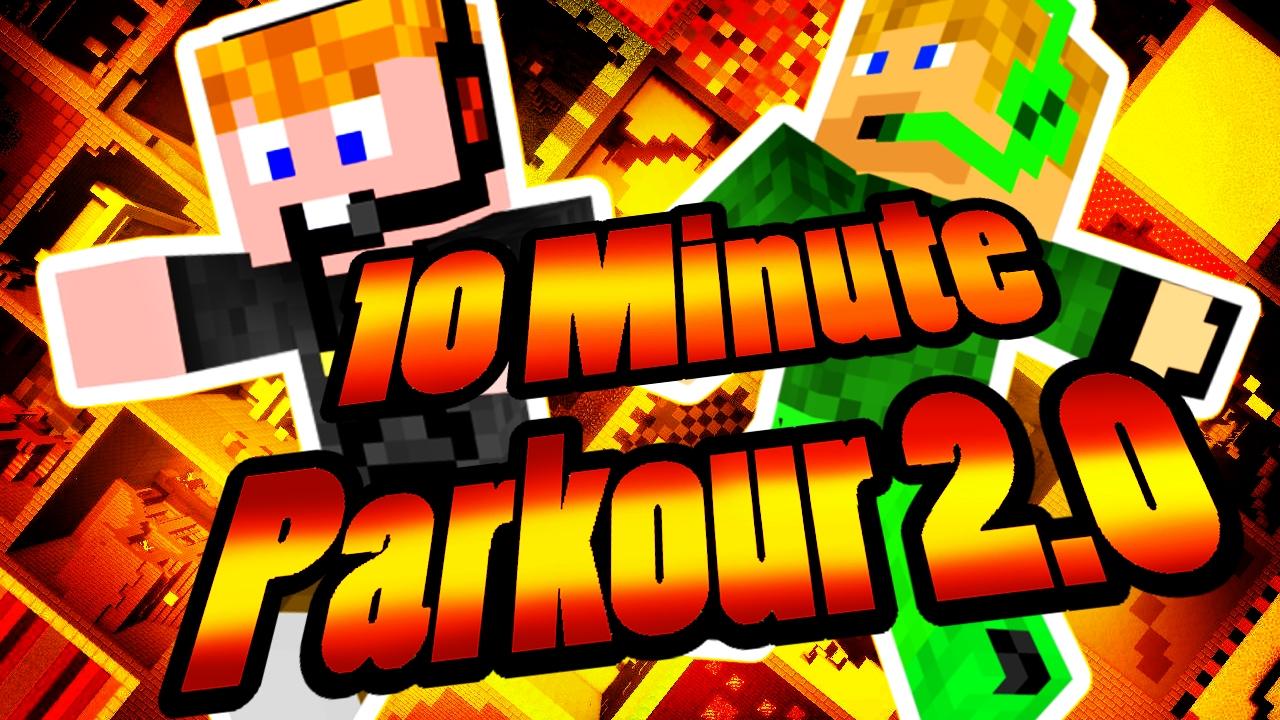 10 Minute Parkour 2.0 скриншот 1