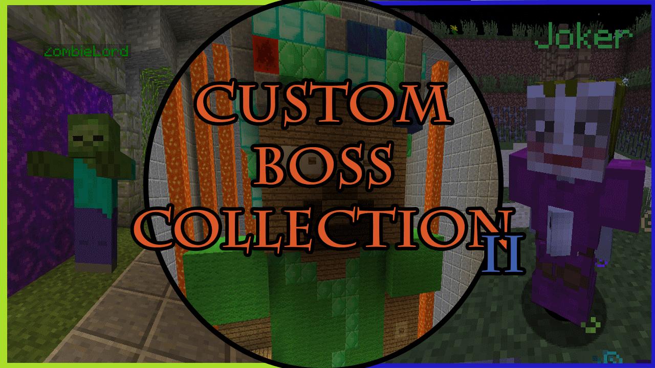 Custom Boss Collection II скриншот 1
