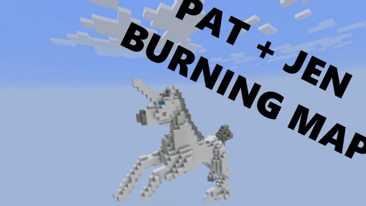 Pat and Jen burning скриншот 1