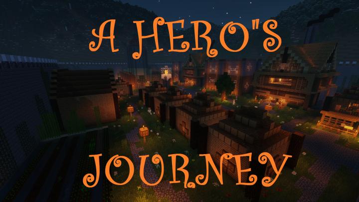 A Hero's Journey скриншот 1