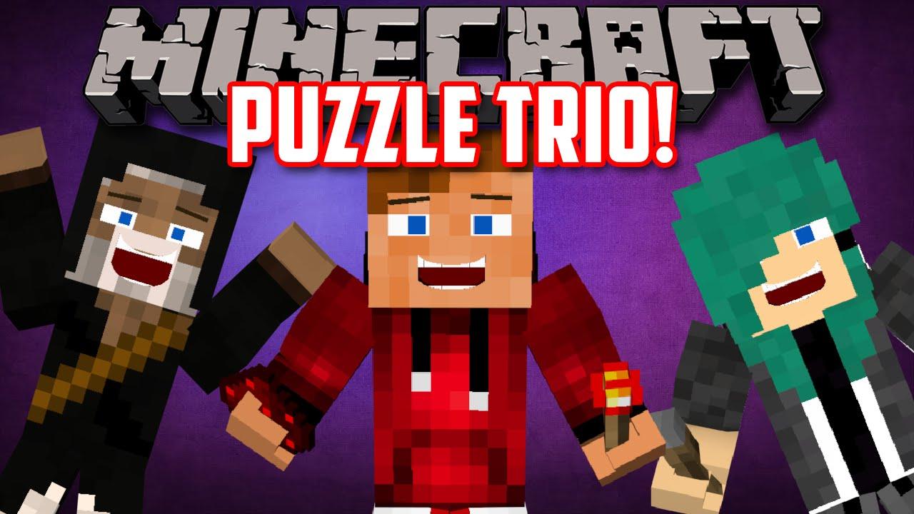 Puzzle Trio скриншот 1