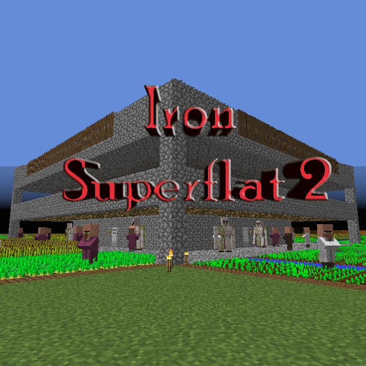 Iron Superflat 2 скриншот 1
