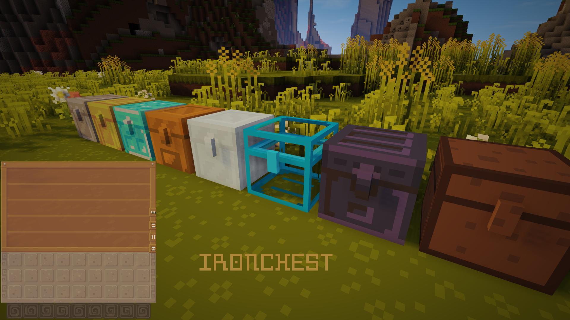 Dandelion With Mods скриншот 3