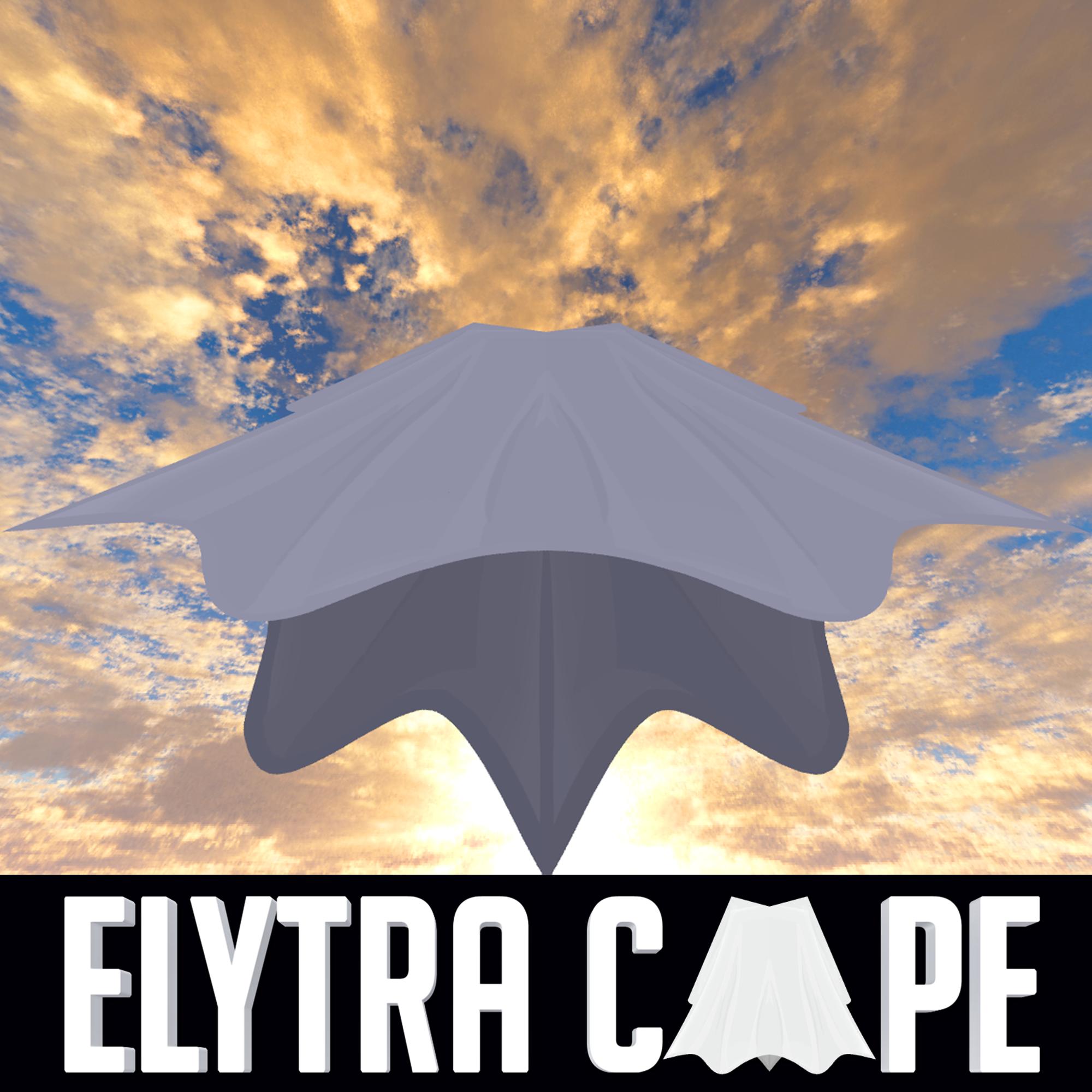 ELYTRA CAPE 0001 скриншот 1