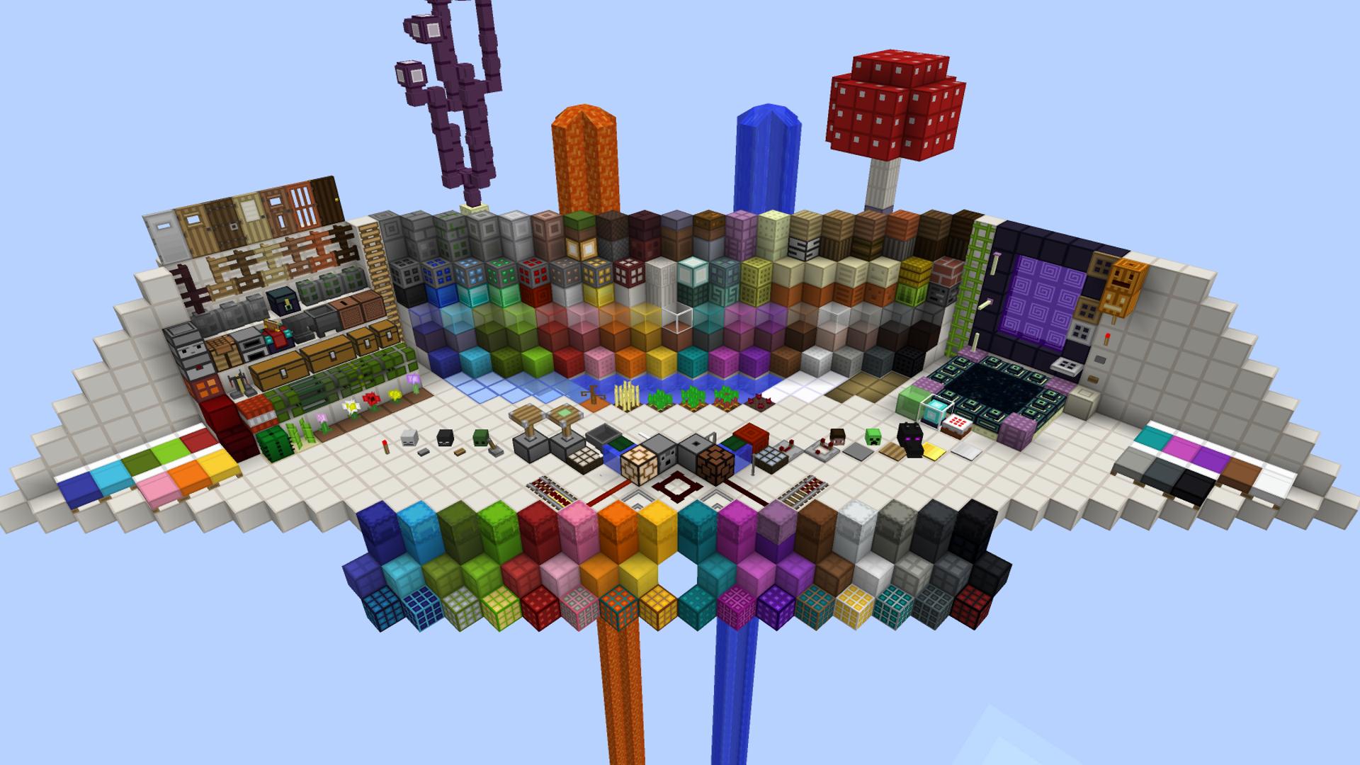 oCd Pack Vanilla скриншот 2