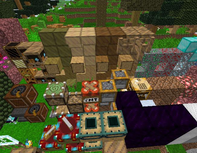 Woodcraft скриншот 2