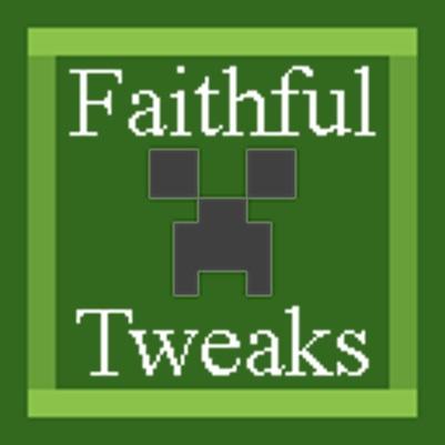 Faithful Tweaks скриншот 1