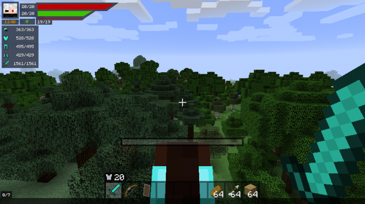 Immersive Hud скриншот 3