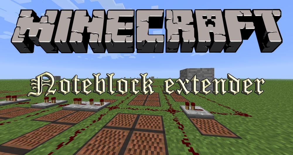 Noteblock extender скриншот 1