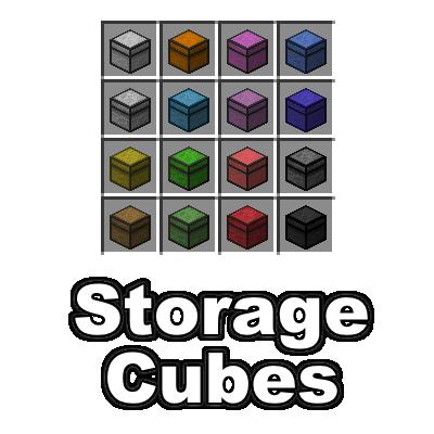 Storage Cubes скриншот 1