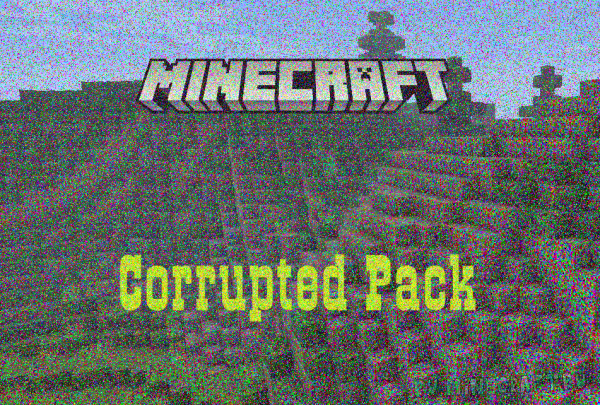 Corrupted Pack скриншот 1