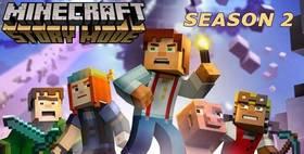 Скачать MC Story Mode S2 для Minecraft PE 1.2