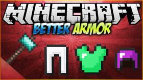 Скачать BetterArmor для Minecraft PE 1.2