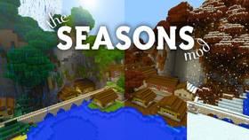 Скачать Seasons для Minecraft PE 1.2