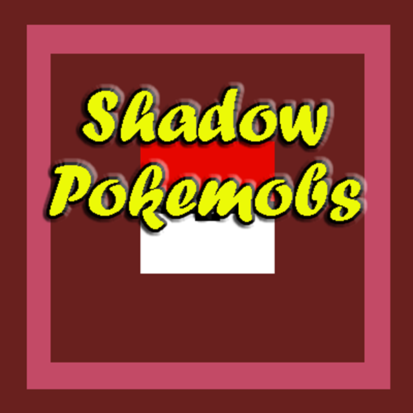 Shadow Pokemobs скриншот 1