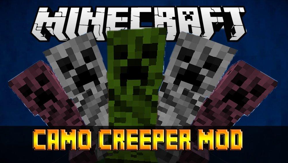 Camo Creepers скриншот 1