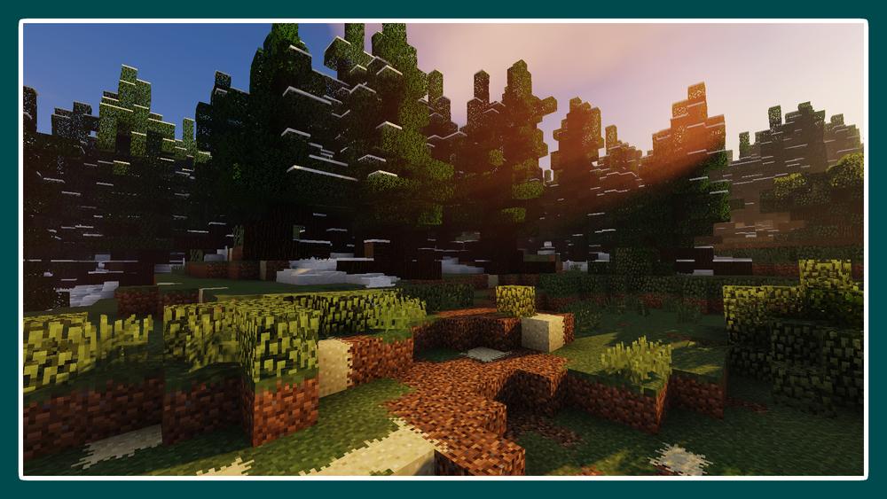 Biome Blocks скриншот 2