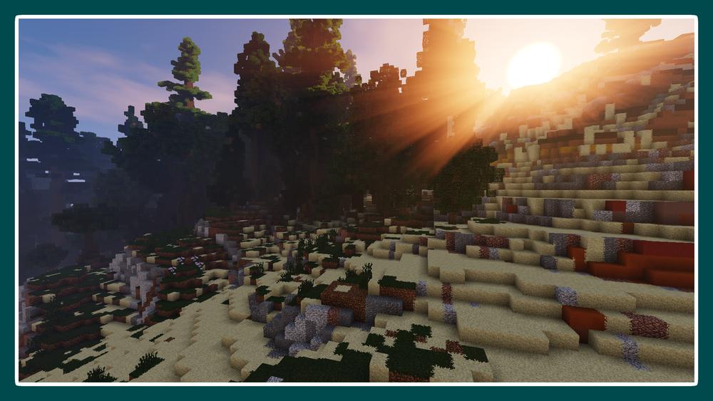 Biome Blocks скриншот 3