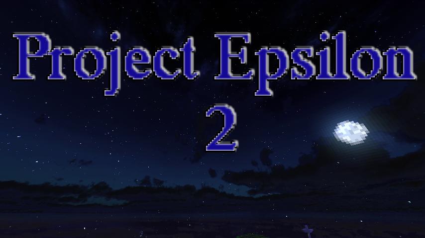 Project Epsilon 2 скриншот 1