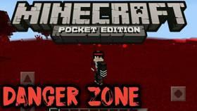Скачать DangerZone для Minecraft PE 1.2