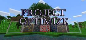 Скачать Project Optimize для Minecraft PE 1.2