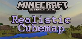Скачать Realistic Cubemap для Minecraft PE 1.2