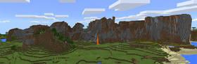 1674738314: Очень высокие горы | Сид Minecraft PE