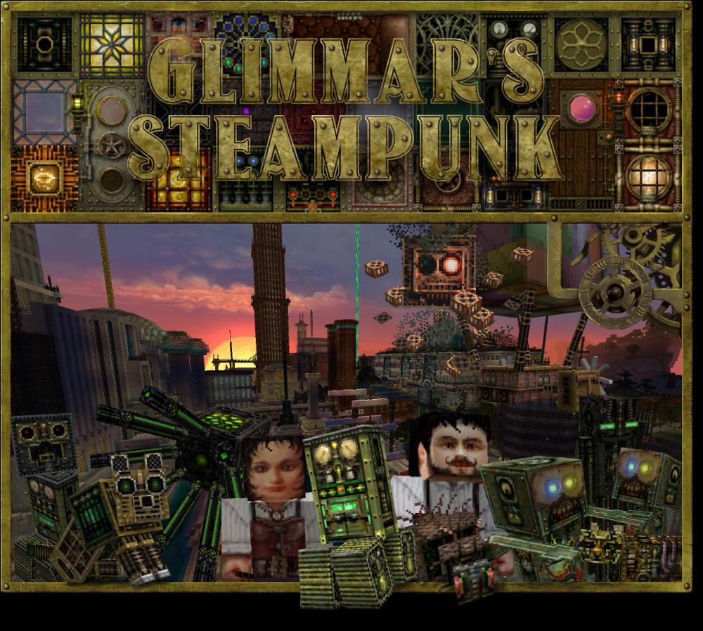 Glimmars Steampunk скриншот 1