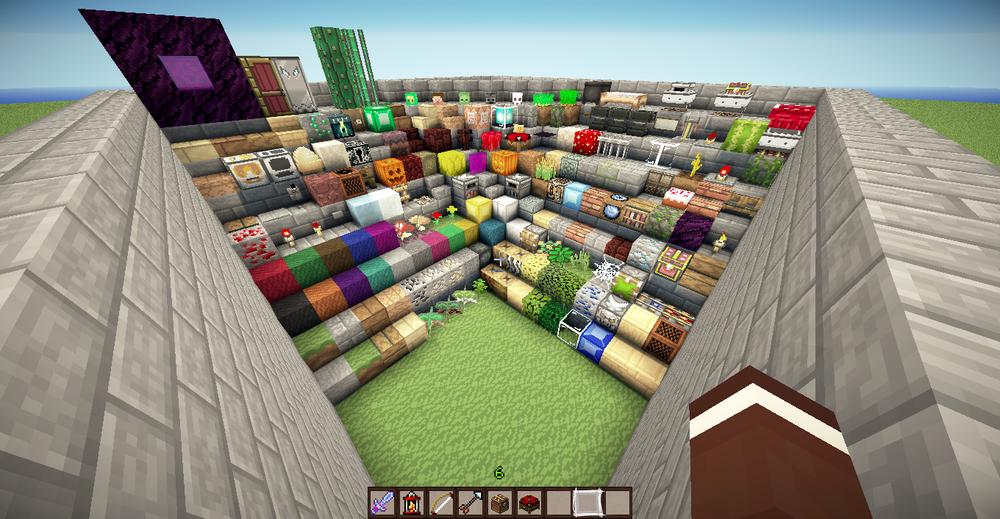 ZeldaCraft скриншот 2