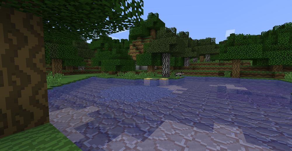 ZeldaCraft скриншот 3