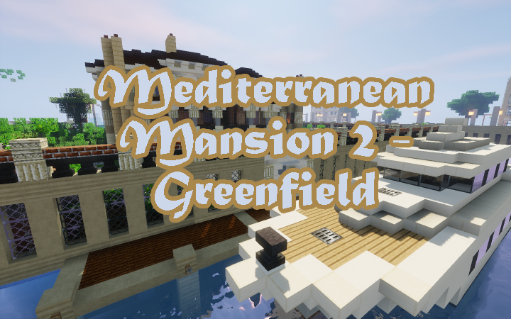Mediterranean Mansion 2 - Greenfield скриншот 1
