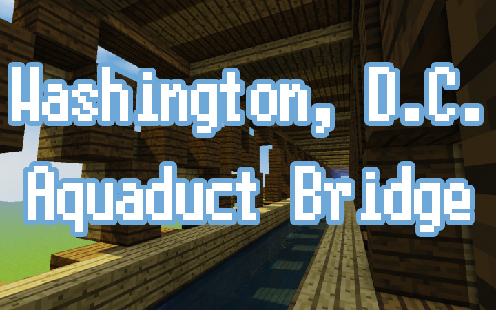 Washington, D.C. Aquaduct Bridge скриншот 1