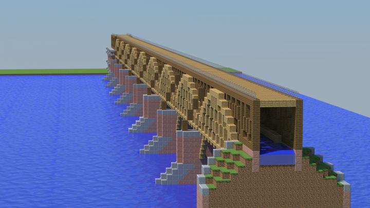 Washington, D.C. Aquaduct Bridge скриншот 2