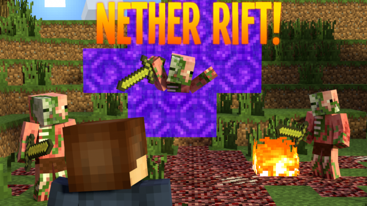 Nether Rifts скриншот 1