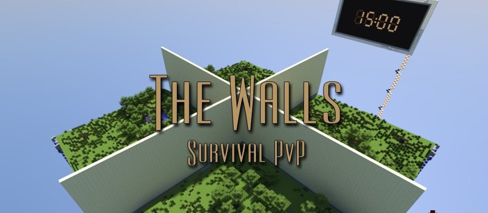 The Walls - PvP Survival скриншот 1