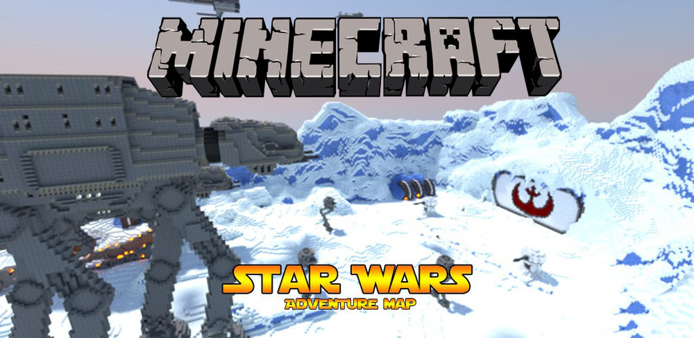 Star Wars Adventure Map скриншот 1