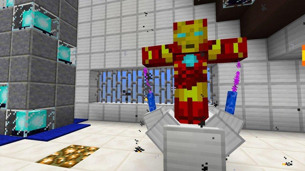 Ironman скриншот 3